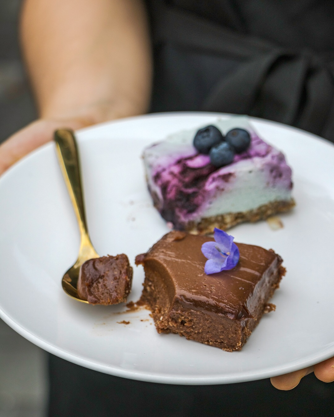 vegan raw cakes